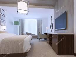 Teppich Boden Schlafzimmer Weißes Schlafzimmer Innenarchitektur Tageslicht U2014 Stockfoto