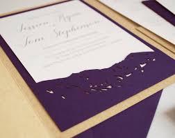 arapahoe basin mountain invitation set u2013 amethyst wild blue weddings