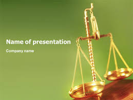 ppt templates for justice justice scales powerpoint template backgrounds 01689