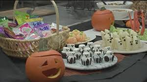 recipes for healthy halloween treats for kids abc13 com
