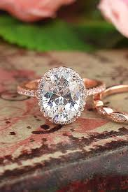 large diamond rings 27 gold engagement rings that melt your heart engagement