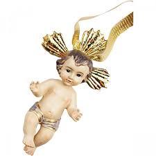 baby jesus ornament leaflet missal