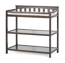 Childcraft Changing Table Child Craft Flat Top Changing Table With Pad Slate