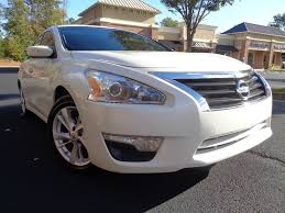 nissan altima 2014 used nissan altima 4dr sedan i4 2 5 sv at platinum used cars