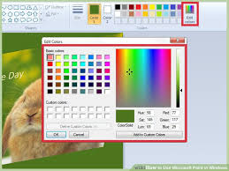 image gallery microsoft paint