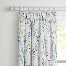 Lined Nursery Curtains by Pencil Pleat Ready Made Curtains U0026 Voiles John Lewis