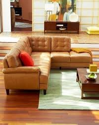 Camel Color Leather Sofa Camel Colored Leather Sofa Home And Textiles