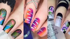 nail designs 2017 nail art compilation easy ideas for nail