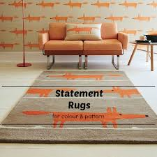 The Rug Seller Make A Statement With A Rug Dear Designer