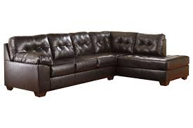 Leather Sofa With Studs by Shop Sectionals At Gardner White Furniture