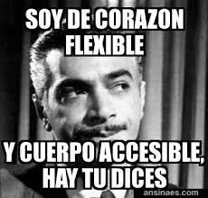Memes Funny En Espaã Ol - dia a d祗a funny memes en espa祓ol soy de coraz祿n flexible humor