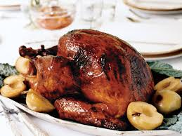 smoked turkey with syrup coffee glaze recipe allison