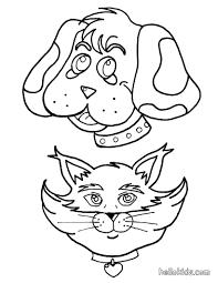 dog coloring pages printable olegandreev me