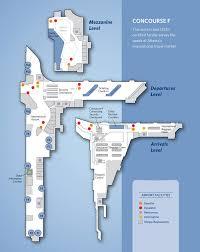 atlanta airport floor plan maynard h jackson jr international terminal delta air lines