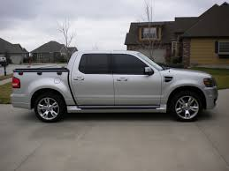 Ford Explorer Towing Capacity - ford explorer sport trac 591px image 9