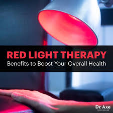 light therapy for depression and anxiety red light therapy benefits research mechanism of action dr axe