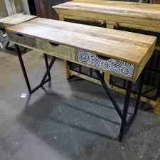 Iron Console Table Iron Console Table Nadeau Dallas
