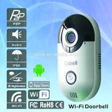 Front Door Monitor Camera by Wifi Doorbell Camera Wifi Doorbell Camera Suppliers And
