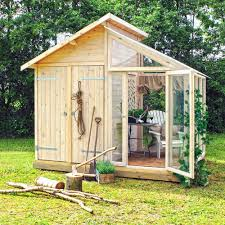 Greenhouse Shed Designs by Fairytale Backyards 30 Magical Garden Sheds