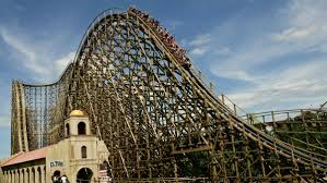 Hotels Near Six Flags Great Adventure All 16 Six Flags Parks In The U S Ranked The Manual