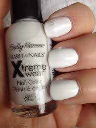 white nails are a thing polish me snazzy