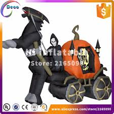 compare prices on inflatable halloween yard decorations online