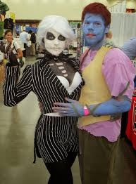 spectacular halloween costumes kord industries a blue beetle blog baltimore comic con 2014