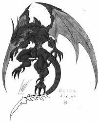 black dragon x augmented by d4rkmatt3r on deviantart