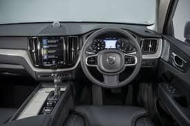 volvo steering wheel new volvo xc60 review carwitter