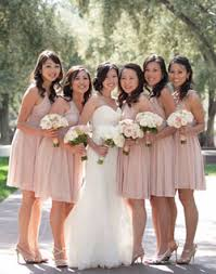 blush colored bridesmaid dress what color would this be weddingbee