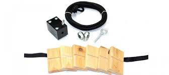 home backyard zip lines zip line kits and accessories