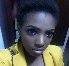 pictures of low cut hairs annie idibia debuts low hair cut again photos information