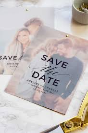 Best Save The Dates Make These Gorgeous Save The Dates At Home With This Free Save The