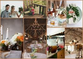 inspired by a rustic themed wedding for all estera events