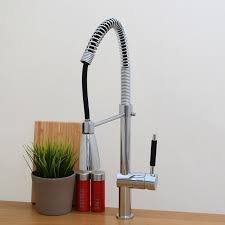 Kitchen Tap Faucet by Enki Modern Kitchen Sink Pull Out Spray Mixer Tap Faucet Brushed