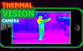 vision apk thermal vision prank apk free entertainment app