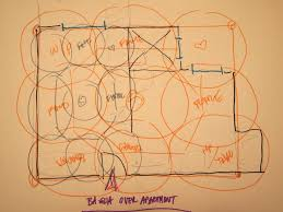 Home Design And Drafting By Brooke by How Do You Feng Shui An Unfurnished 1 Bedroom Apartment R D