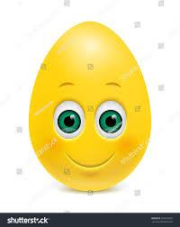 champagne emoticon easter smiling egg emoticon emoji stock vector 594912032