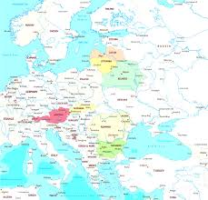Map Of Western Europe by Western Europe Countries And Capitals Map Best Map Western Europe