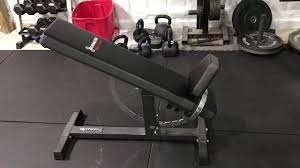 Super Bench Ironmaster Ironmaster Super Bench Adjustable Bench Review Youtube