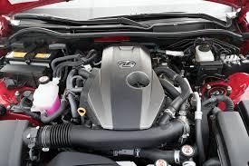 lexus f sport performance 2017 lexus is 200t f sport engine hd car wallpapers
