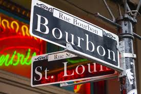 Bourbon Street New Orleans Map by A Few Of The Coolest Secrets Of New Orleans U0027 French Quarter