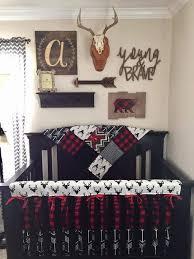 Plaid Crib Bedding Boy Crib Bedding Dbc Baby Bedding Co