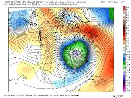 Map Snap Usa by Polar Vortex Climate Change Could Be The Cause Of Record Cold