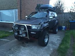 toyota surf car toyota hilux surf monster truck off roader expedition truck in