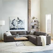 down filled sectional sofa urban set 8 left arm 66 5