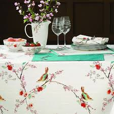 lenox chirp microfiber tablecloth free shipping on orders