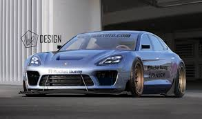 porsche 4 door sports car hey guys scarce here here is a rocket bunny porsche panamera