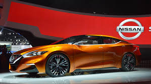 nissan sport sedan next nissan maxima to closely resemble sport sedan concept auto