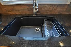 Granite Kitchen Sinks Chic Images Of Composite Granite Kitchen Sinks Franke